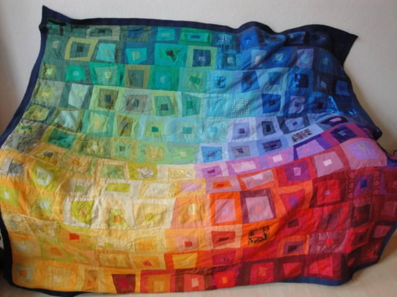 fanthomastisch patchwork art by gesa thomas fanthomastisch. Black Bedroom Furniture Sets. Home Design Ideas